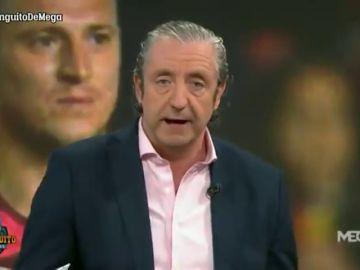 La reflexión de Josep Pedrerol tras la suspensión del Rayo - Albacete por los insultos a Zozulya