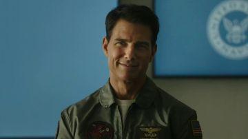 Tom Cruise en el tráiler de 'Top Gun: Maverick'