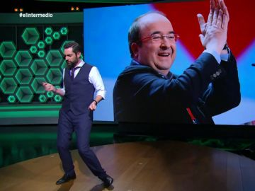 """El comentado baile de Iceta, el """"Tony Manero de la socialdemocracia"""", a ritmo de 'Sexo en Nueva York'"""