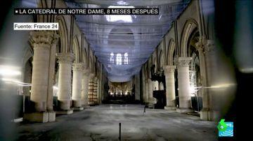 Un guiño que cambió la historia: Macron decidió salvar Notre Dame poniendo en riesgo la vida de 20 hombres