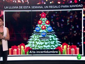Primeras previsiones: este será el tiempo para Nochebuena y Navidad