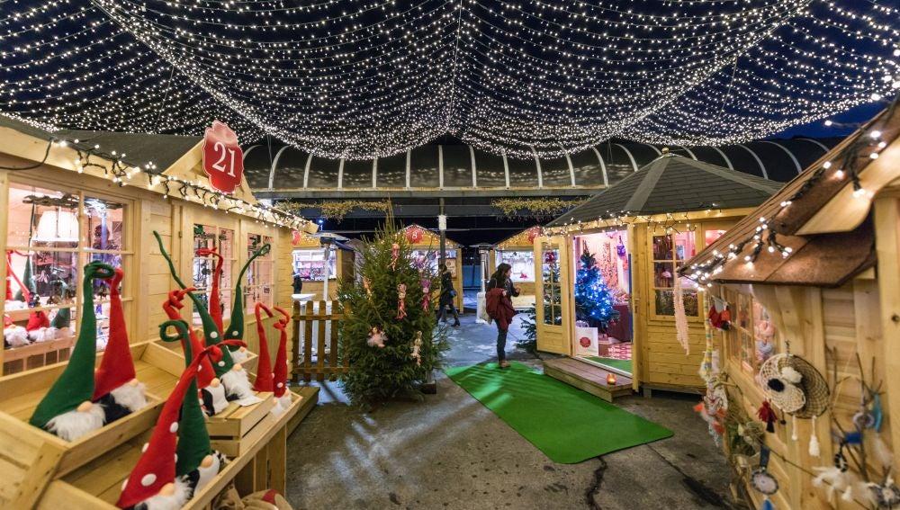 Mercadillos de Navidad en Andorra La Vella