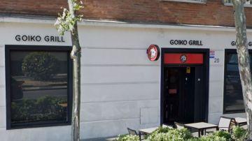 El restaurante Goiko al que llamó el agresor racista y machista