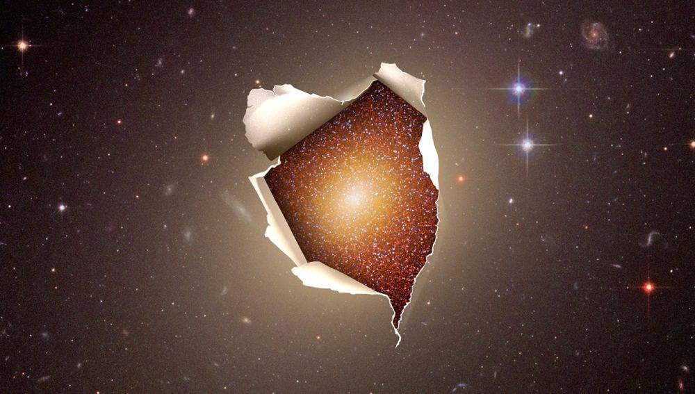 Detectadas estrellas jovenes en las galaxias mas viejas del universo
