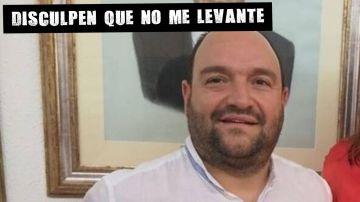 El concejal de cultura de la localidad valenciana de Ador, Ángel Mascarell.