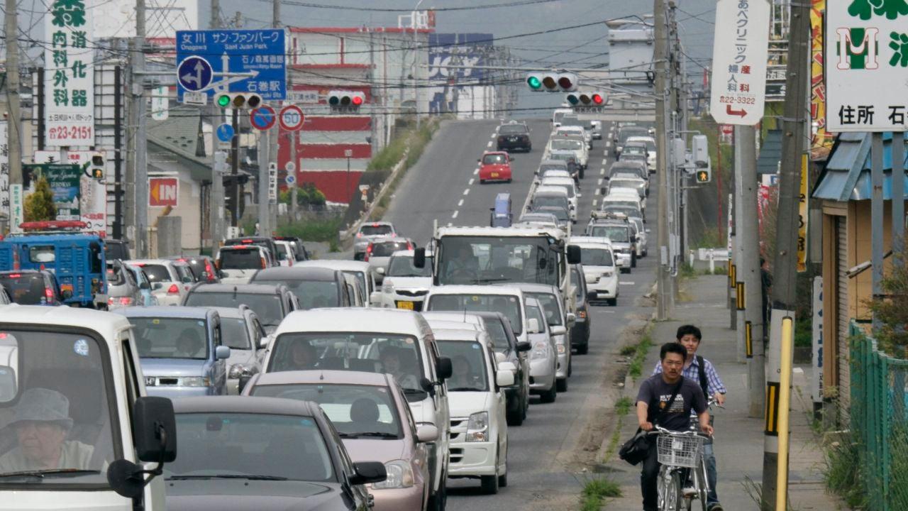 Japón obligará que los vehículos lleven frenos automáticos a partir de 2021