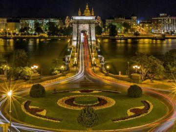 Rotonda, Budapest