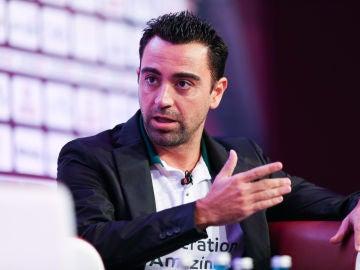 Xavi Hernández entrenador del Al-Sadd