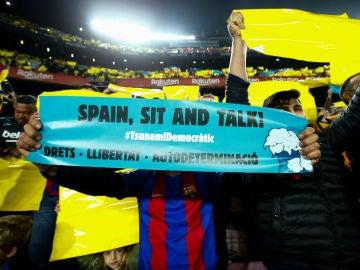 Lema de 'Spain, sit and talk'