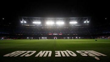 El Camp Nou, estadio del FC Barcelona