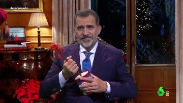 """El discurso navideño del 'rey' con mención al Satisfayer por haber devuelto la ilusión a España: """"Nos llena de orgullo y satisfacción"""""""