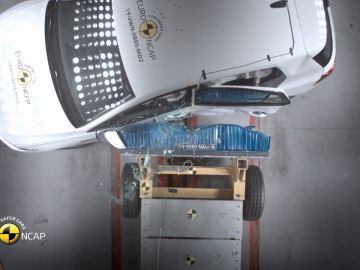 Volkswagen Golf pasa los test EuroNCAP