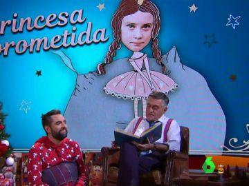 'La princesa comprometida': el cuento de una niña viajó por todo su mundo para concienciar a sus ciudadanos