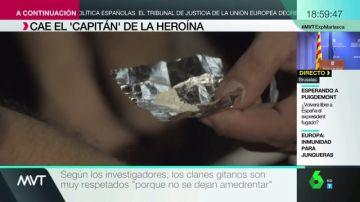 La Policía Nacional detiene al Capitán, uno de los mayores traficantes de heroína de nuestro país