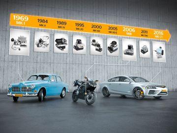 50 años del primer ABS de Continental