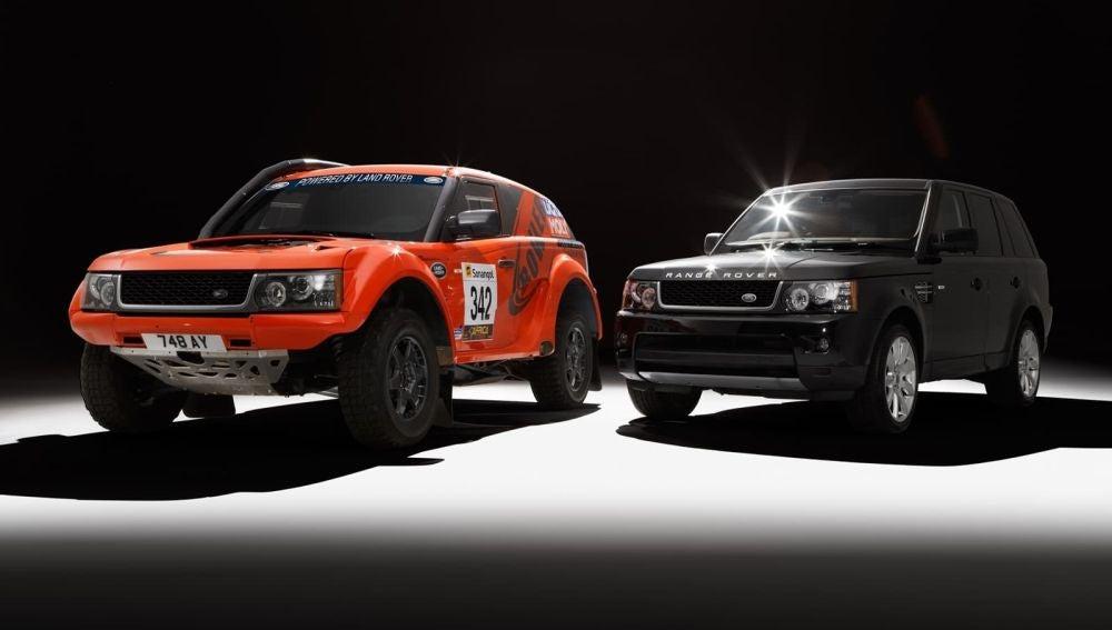Bowler Land Rover