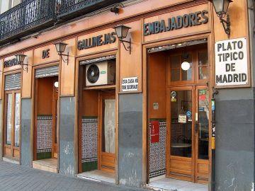 Casquería en Madrid