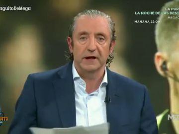 """Josep Pedrerol, tajante: """"Exigimos escuchar el VAR del Clásico por la limpieza del fútbol"""""""