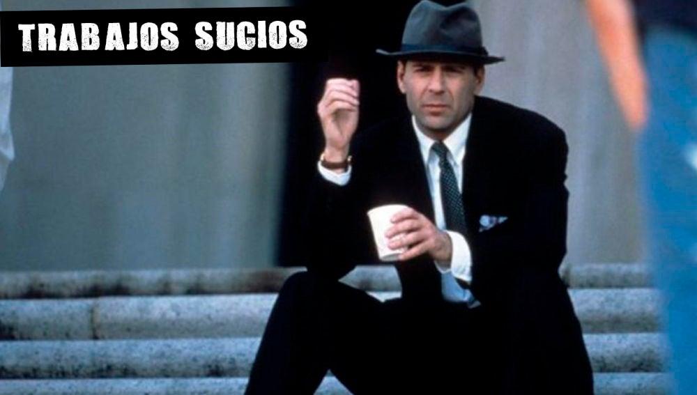 Bruce Willis interpreta a Peter Fallow