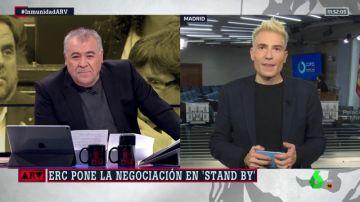 Juanma Romero en ARV