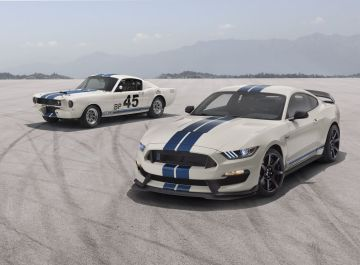 Ford Mustang Heritage
