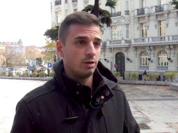 Santi Rivero, portavoz de COGAM