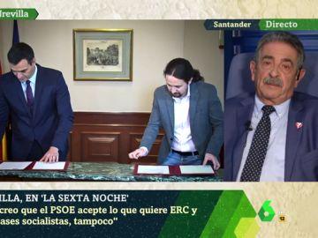 """La dura crítica de Revilla a la política española: """"Hay un cainismo increíble, cada uno va a lo suyo y no hay miras de Estado"""""""