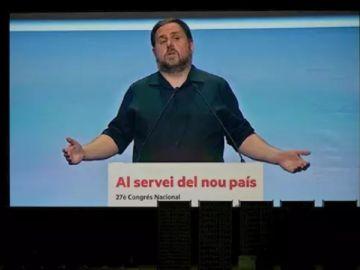 Imagen de Oriol Junqueras, líder de ERC