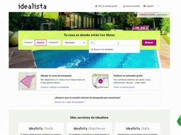 Barcelona multa con 90.000 euros a 'Idealista' por anunciar un alquiler solo para españoles