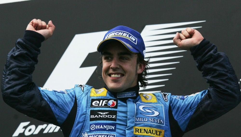 Fernando Alonso, a Renault: el acuerdo será oficial la próxima ...