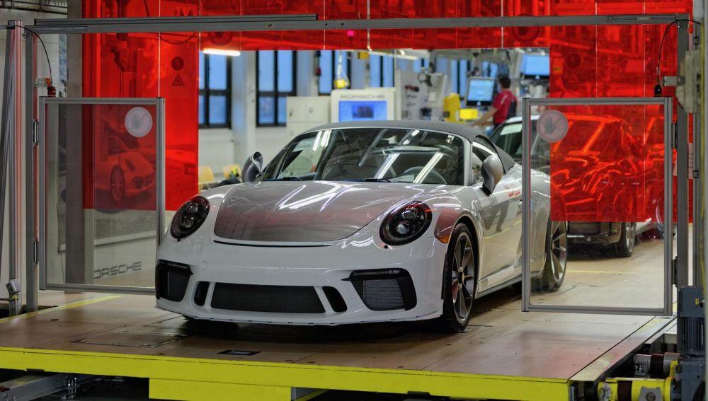 Porsche 911 generación 992