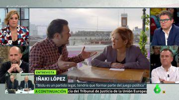 Iñaki López en Liarla Pardo