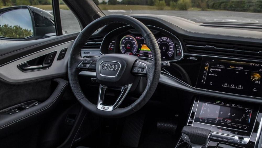 Audi Q7 60 TFSIe quattro