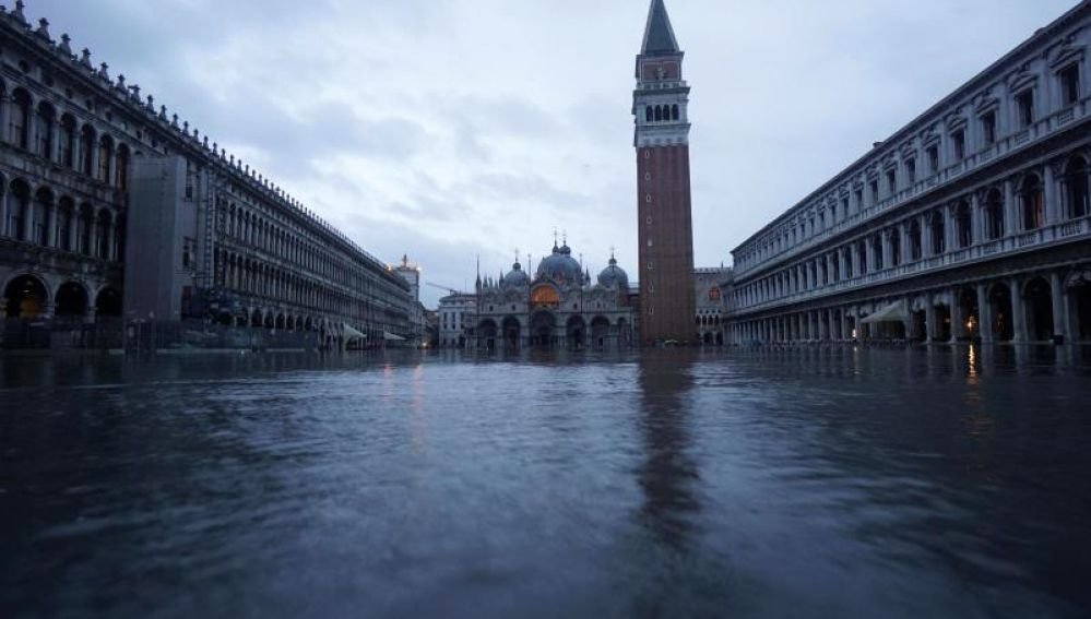 Venecia inundada