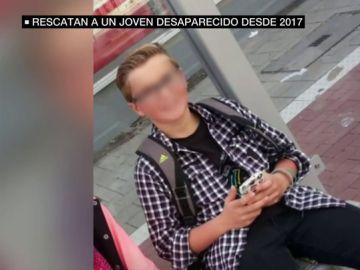 Rescatan en Alemania a un niño desaparecido desde 2017