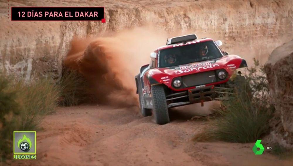 Cuenta atrás para el Dakar: Carlos Sainz, Peterhansel... y Fernando Alonso preparan la carrera más dura del planeta