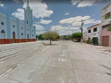 Imagen de Granjeiro, el municipio brasileño en el que han asesinado al alcalde.