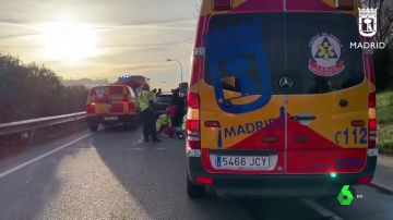 Muere un hombre de 65 años atropellado por un turismo en el Campo de las Naciones