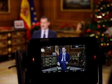 Discurso de Navidad del rey Felipe VI