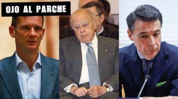 Urdangarin, Pujol y González