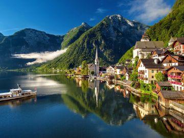 Hallstatt, el pequeño pueblo de Austria en el que se inspiró Frozen
