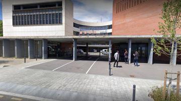 Imagen de la fachada de la comisaría de los Mossos d'Esquadra en Nou Barris.