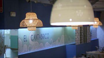 """De un geriátrico de los años 70 a un buffet libre renovado: así es """"cambio radical' de 'El Cantábrico'"""