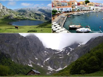 Asturias, Menorca y el Valle de Arán son los destinos españoles destacados por 'The New York Times'.