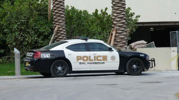 Coche de Policía de Florida (Archivo)