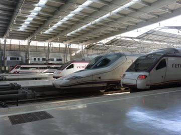Trenes de Renfe
