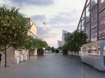 'Woven City', la ciudad del futuro