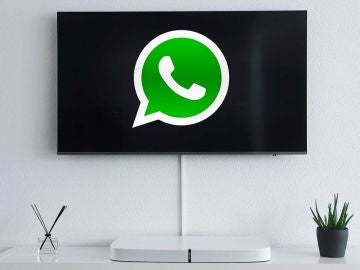 WhatsApp en una Smart TV