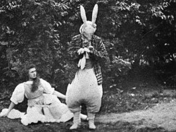 Alicia en el país de las maravillas (1903)