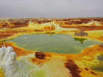 Complejo geotérmico de Dallol